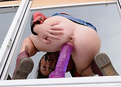 Tiffany Doll With A Very Big Dildo - Picture 16